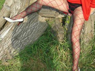 Stockings, legs and heels 4