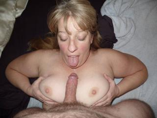 My girl suck cock