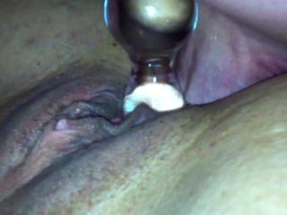 Milf trying anal