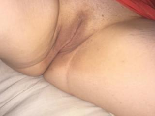 Slut Wife Ass and Spread Pussy