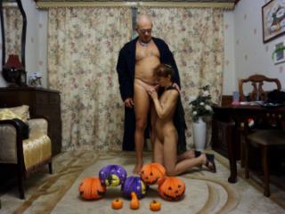Addams Oral Sex 8 of 20