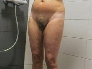 My wifes naked body