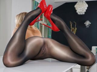 Love for nylons