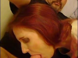 Redhot Redhead Show (Blowjob Close-Up 4)