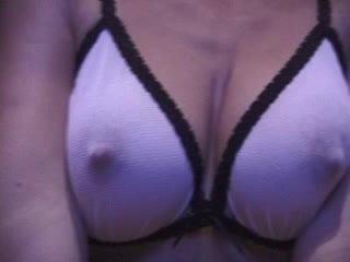 stiff nipples