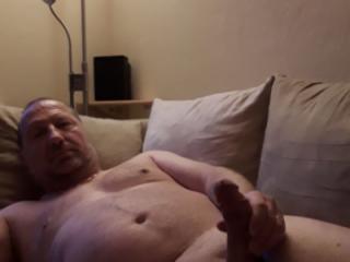 naked at home