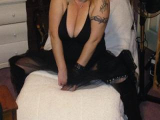 Hot Blonde Milf being Naughty