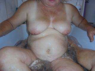 Bathtime ....