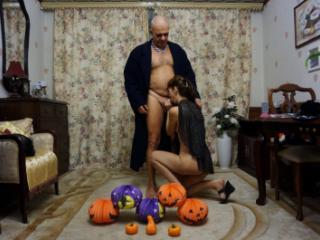 Addams Oral Sex 15 of 20