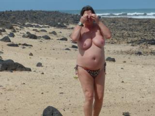 On The Beach 4