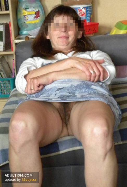 my hairy wife upskirt - 6 of 6 - adultism