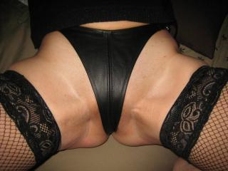 Leather Panties 4 of 12