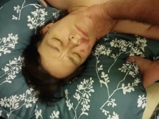 choking the slutwife
