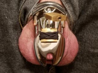 Me in chastity