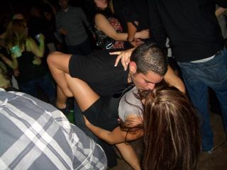 Wife picks up guy in club and takes him home 5 of 19