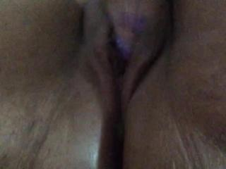 Giving myself an orgasm