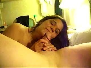 My wife enjoying some guys cock.