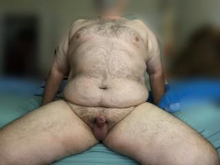 Fat guy little cock