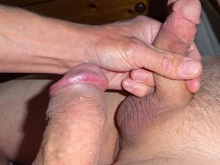 Anyone Want His Cock & Balls?
