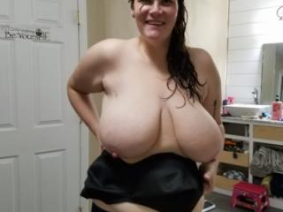 Huge tit wife 11 of 20