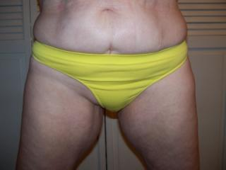 Yellow underwear 1 of 20