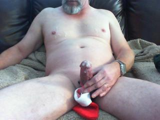 Santa on his down time