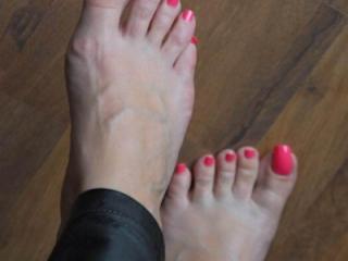 my spring feet