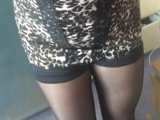 Pussy and Stockings