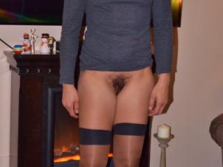 shirt and stockings5