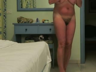 Private striptease
