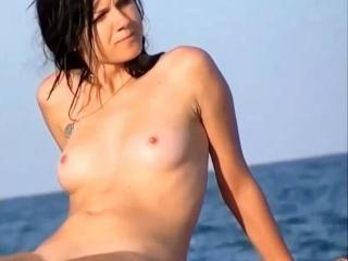 Me on the Nude Beach 1