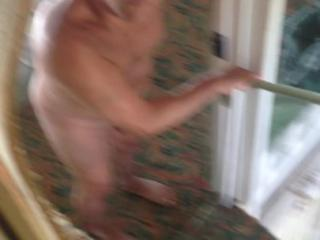 - Totally nude in a gay hotel
