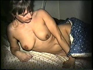 Posing and cock sucking