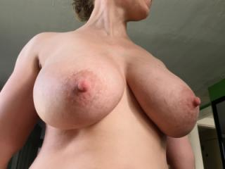Tuesday Tits: up close and personal pt 1 6 of 20
