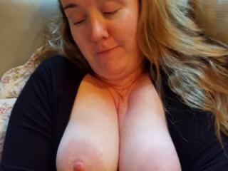 One breast, or two?