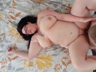 Bbw wife fucked and eaten 2