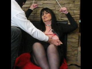 Sherry Mature Submissive Wife BDSM