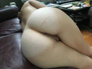 Couch marks