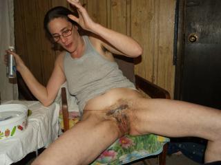 Shaving My Pussy