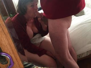 Odile is fucked in her bedroom of nun