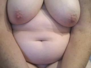Big, Heavy Tits & A Voluptuous Belly
