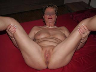 Grandma having fun with young mens amateur older 2