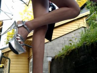 Sexy outdoor