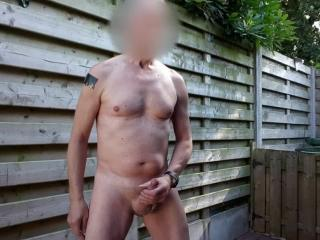 exhibitionist public outdoor jerkoff session with edging cumshot 2nd cam