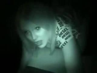Dogging - Blonde by night