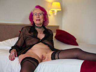 In the hotel room 2 of 8