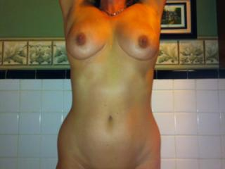 Full Body Naked and Spread Pussy Wide Open 4u!