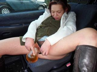 Slut wife does piss 10 of 18