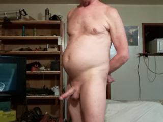 Shaved cockS