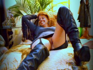 BlondeMarySwings getting fucked and toying